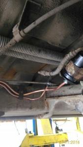 Ремонт, восстановление, замена топливных трубок