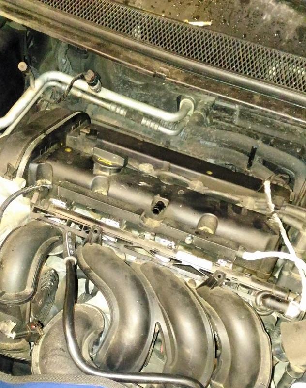 Нужно и регулировать клапана на Форд Фокус 2