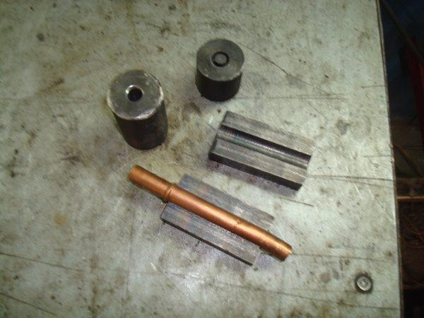 вальцовка стальных трубок