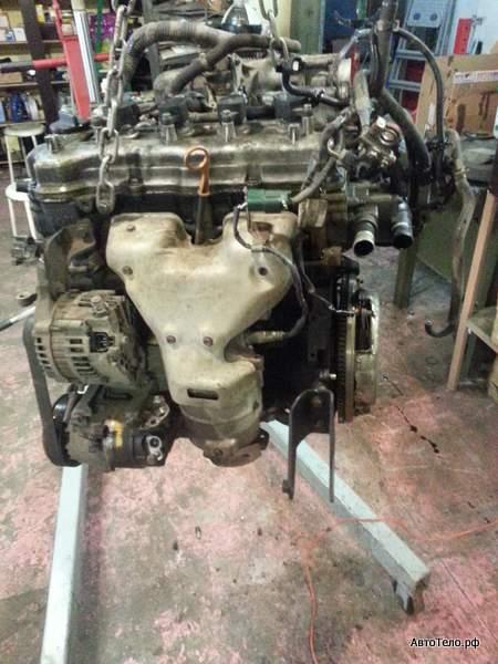 Nissan Primera капитальный ремонт двигателя