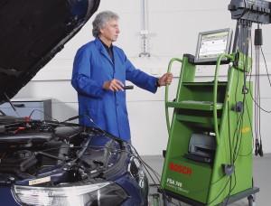 Диагностика бензинового двигателя Мотор-тестером