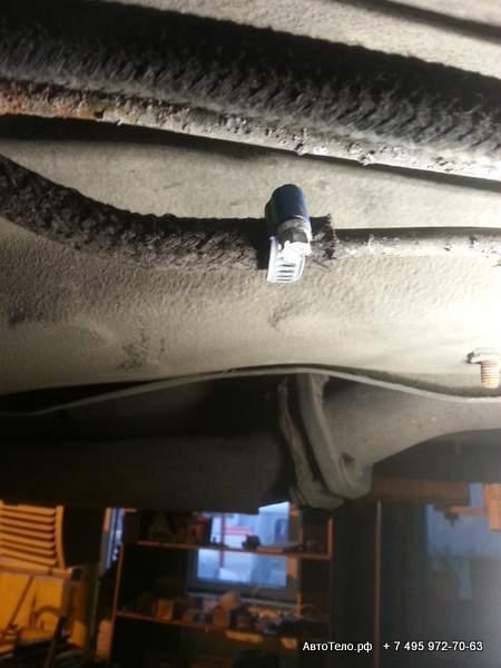 Замена топливных трубок в автосервисе Автотело