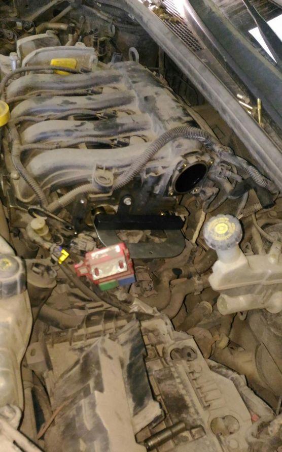 Замена ГРМ Renault Clio