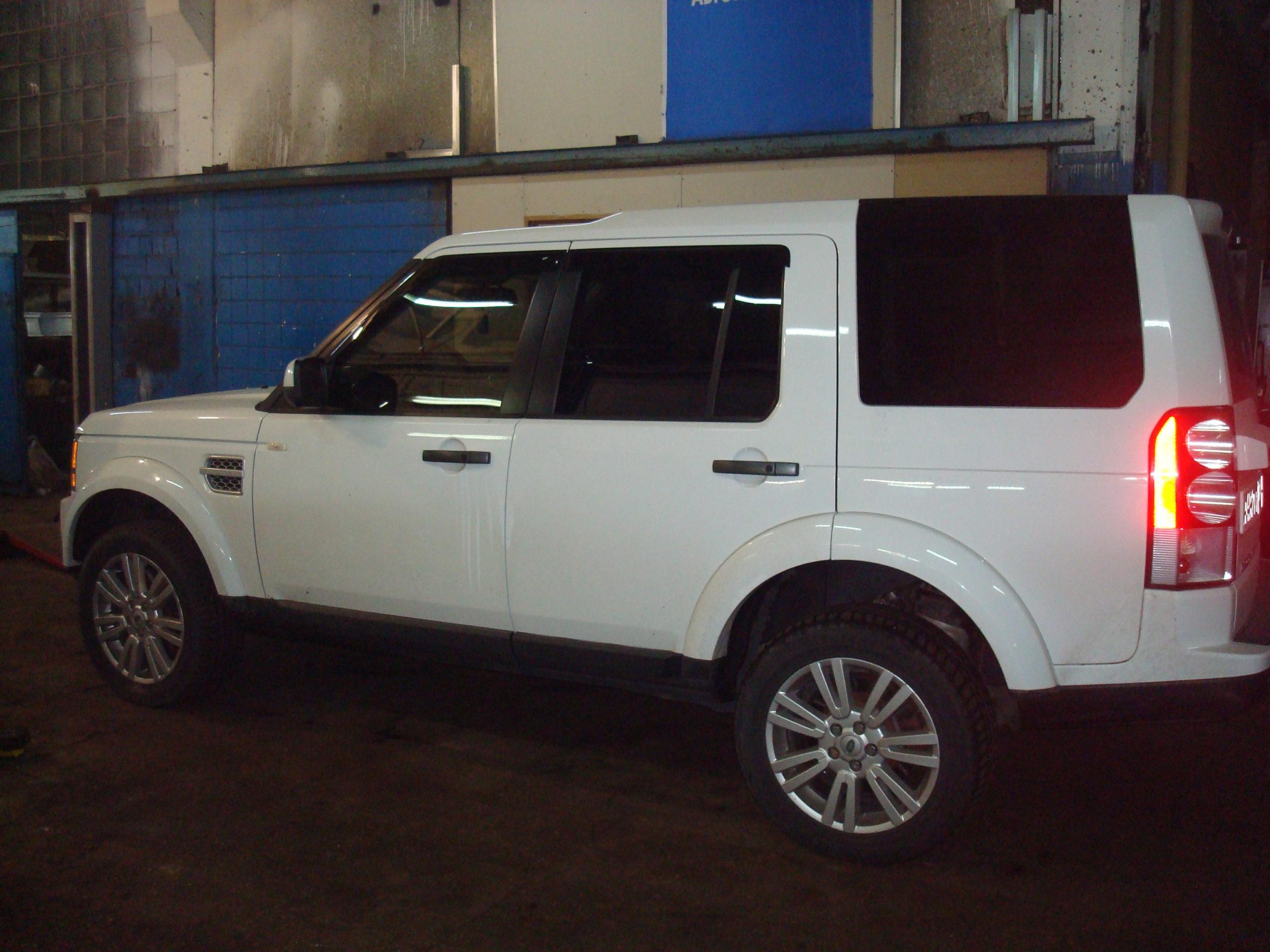 Land Rover Discovery автотело.рф