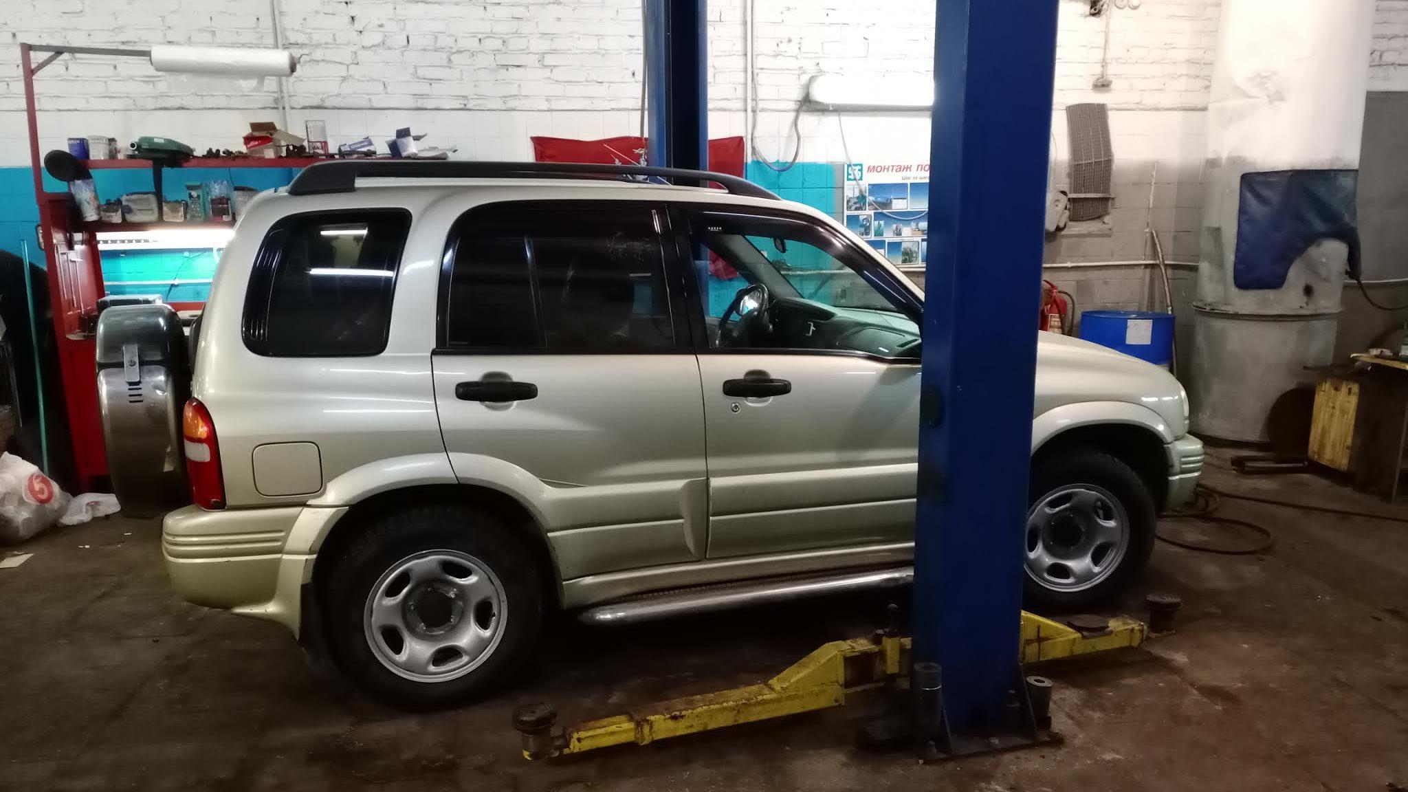 Suzuki Grand Vitara I автотело.рф