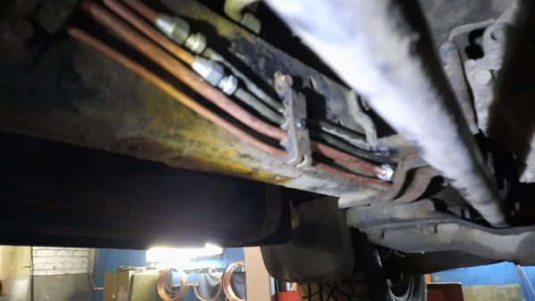 соединение стальной трубки с медной автотело.рф