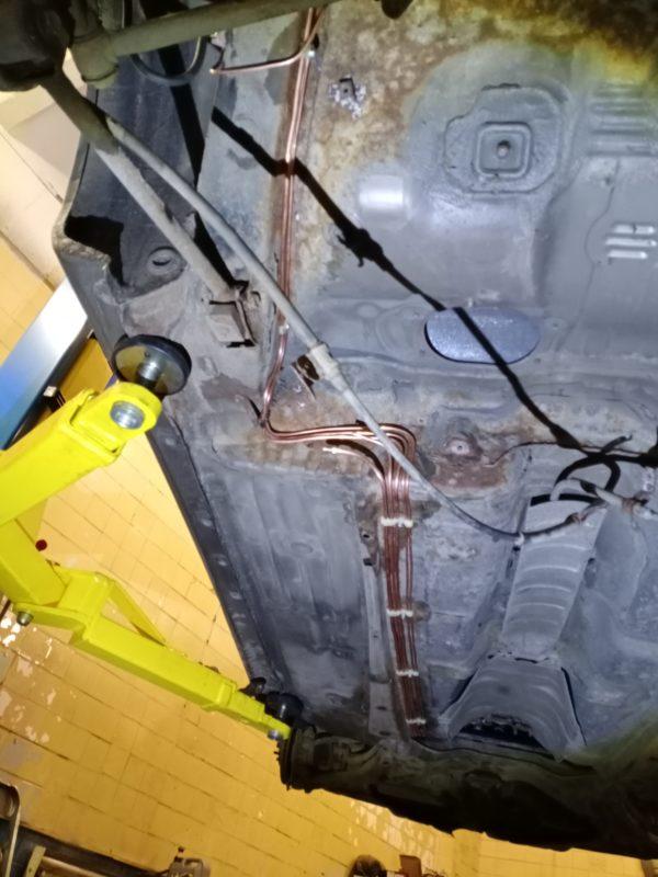 ремонт тормозных трубок автотело.рф