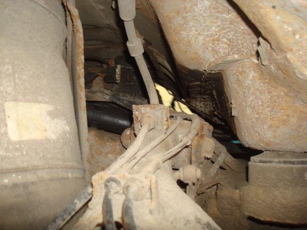 замена топливных трубок автотелоюрф