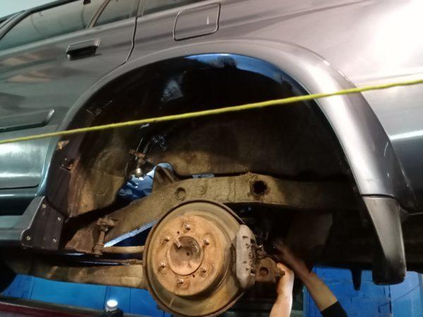 замена топливного фильтра паджеро спорт автотело.рф