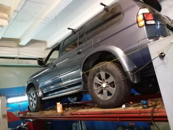 замена топливных трубок митсубиши автотело.рф